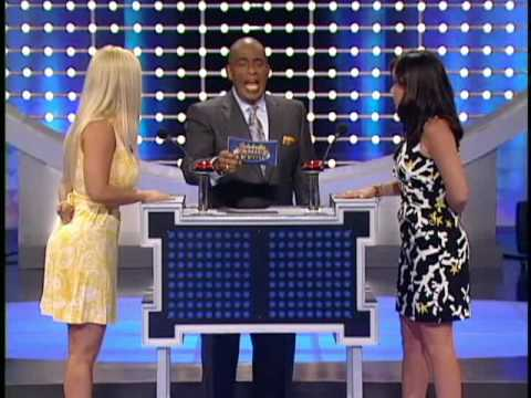 Highlights Of The Coco & IceT Family On The Feud
