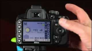 Guide to Nikon D3200 YouTube video