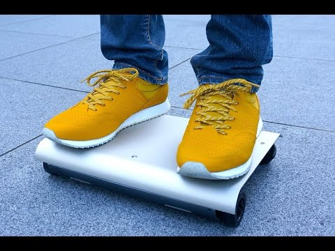 Japanese Mini Segway