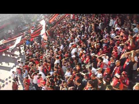 Colón 2 vs. Vélez 1   La hinchada Sabalera - Los de Siempre - Colón