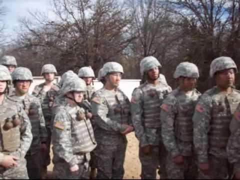 US Army Basic Combat Training At Fort Leonard Wood