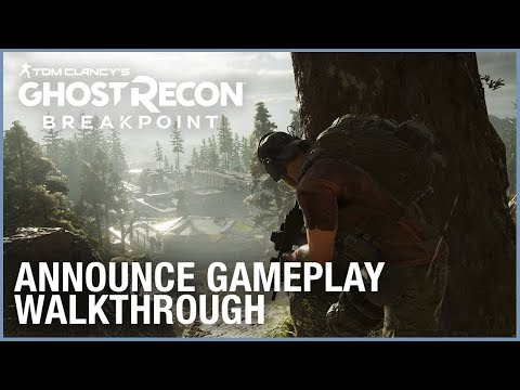 Tom Clancy's Ghost Recon Breakpoint: 4K Official Gameplay Walkthrough | Ubisoft [NA]