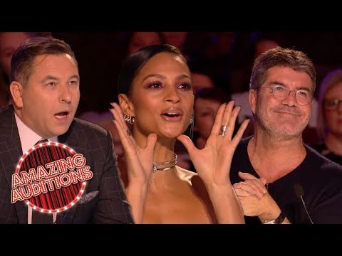 PITCH PERFECT Singers On America's Got Talent And Britain's Got Talent | Amazing Auditions
