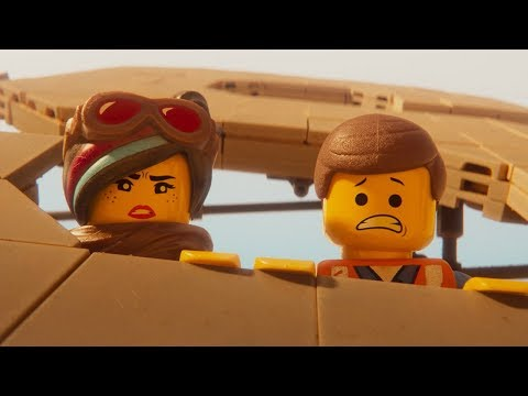 The First Trailer for The LEGO Movie 2 The Second