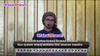 Nasehat untuk pasangan suami istri~ustadz hanan attaki
