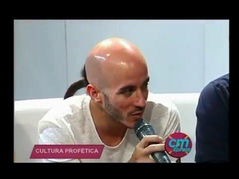 Cultura Profética video Entrevista Argentina - CM - Diciembre 2015
