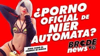 Porno oficial de Nier Automata