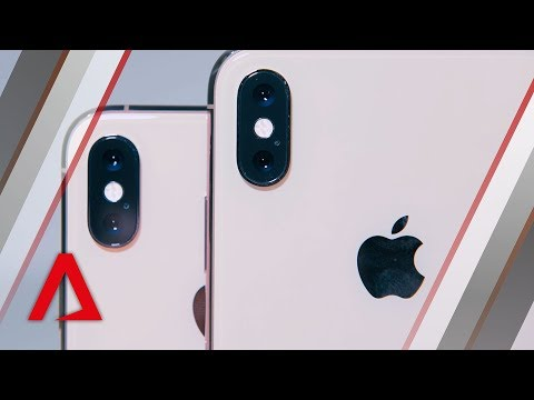 iPhone XS and XS Max: First look and a quick shootout (видео)