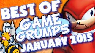 BEST OF Game Grumps - Jan. 2015