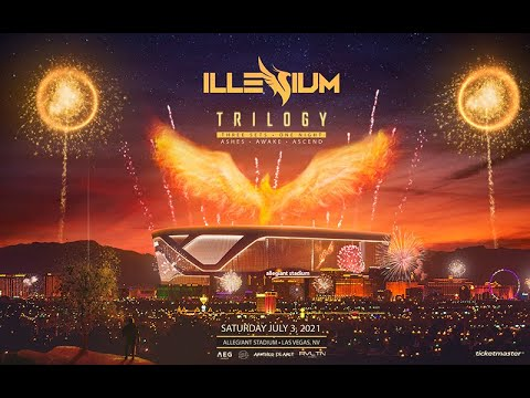 Illenium - Trilogy (Full Show) [4K HD 60 FPS]