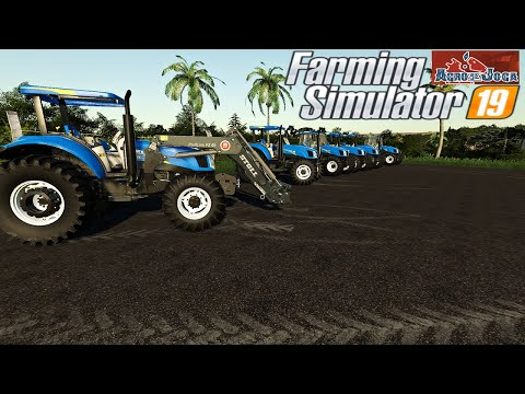 New Holland T6 BR v1.0.0.0