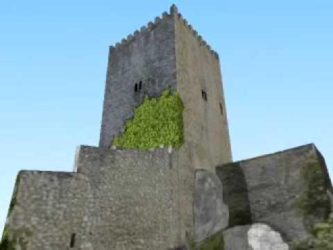 Castillo de la Yedra in Cazorla