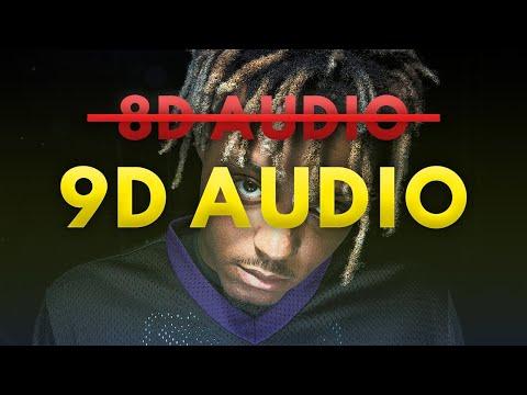 Juice WRLD - Fast (9D AUDIO)