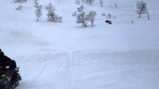 8. Ski-doo grand touring 800se