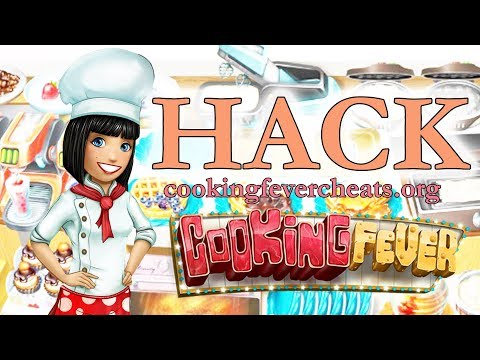 Cooking Fever Hack - Gems And Coins Cheats
