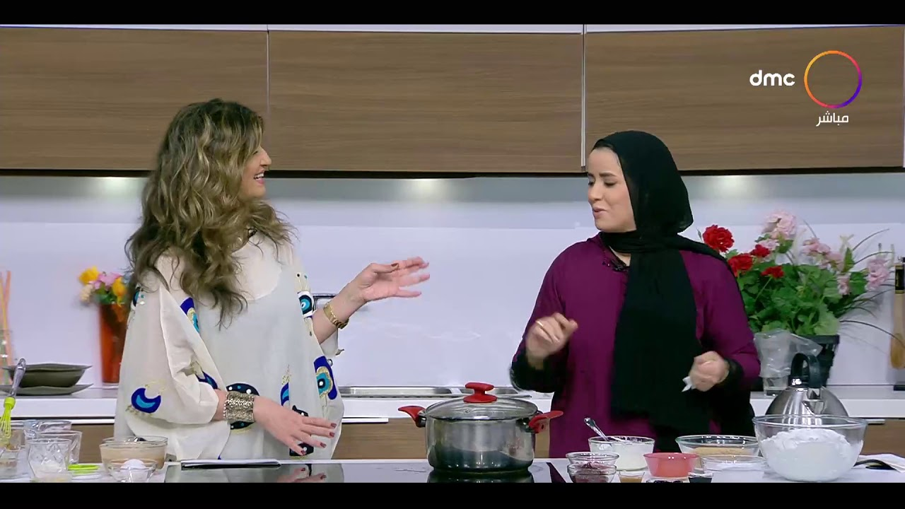 """مطبخ الهوانم - مع """"نهى عبد العزيز والشيف فاتي""""   16 رمضان   الحلقة كاملة"""