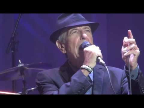 Leonard Cohen, Save the Last Dance for me , Dublin 12-09-2013