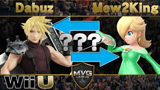 Mew2King and Dabuz SWITCH MAINS