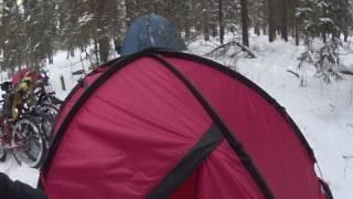 Высокогорная трехместная экспедиционная палатка. Alexika Matrix 3