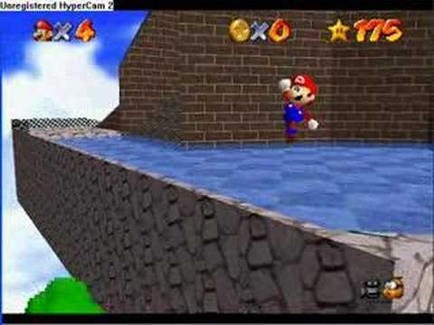 Super Mario 64: Sweet Escape