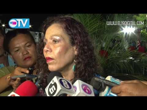 Compañera Rosario: Nuestro Pueblo quiere más Seguridad, más Tranquilidad, más Trabajo