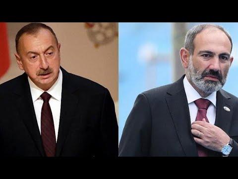 Αποκλειστικό: Αλίγιεφ και Πασινιάν μιλούν στο euronews για την σύγκρουση στο Ναγκόρνο Καραμπάχ…