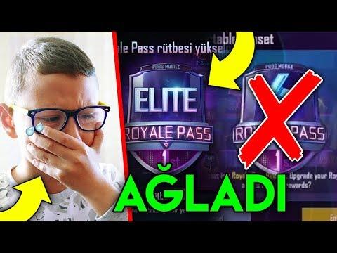 KARDEŞİME ROYAL PASS ALDIM ŞAKASI !! (ALMADIM DİYE AĞLADI) - PUBG Mobile