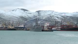 Фрегат ВМС Пакистана «Аламгир» прибыл в Новороссийск с трехдневным визитом