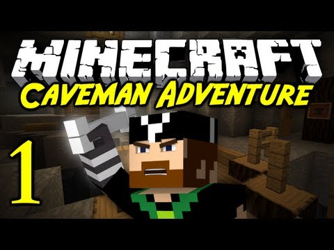 CavemanFilms - HOLY CRAP! I've got my own Adventure Map, filled with clubs, demon birds and even boss fights! Awesome! Download the map here: http://www.planetminecraft.com...