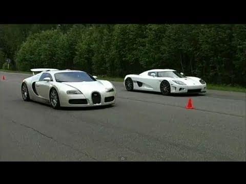 bugatti veyron vs koenigsegg ccxf