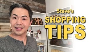 In this episode of Mr. Jan All In One, Steve shares his shopping tips for managing your budget and finding the best deals. STEVE'S CONTACT INFORMATION AND SO...
