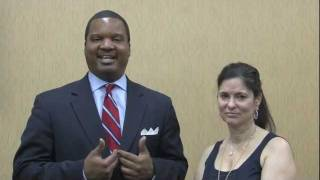 Dr Carlton P Byrd&Dr Debra Gonsher Vinik Food Distribution Program Atlanta