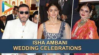 Video Isha Ambani – Anand Piramal Grand Wedding Celebrations | India's Biggest Wedding | Part 4 MP3, 3GP, MP4, WEBM, AVI, FLV Januari 2019