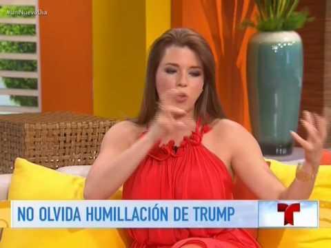 0 donald trump told miss universe alicia machado do sit ups or you're