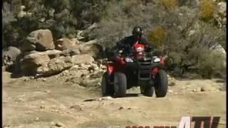 9. ATV Television - 2003 Suzuki Vinson 500 4x4 Test