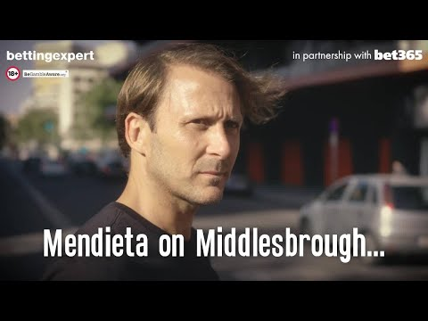 Gaizka Mendieta on Tony Pulis & Middlesbrough's Championship chances