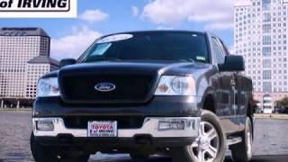 Usado 2005 Ford f-150 Para La Venta en Dallas TX 75062