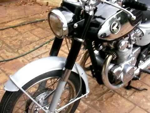 Honda CB450 Black Bomber. www.netbikes.com.au