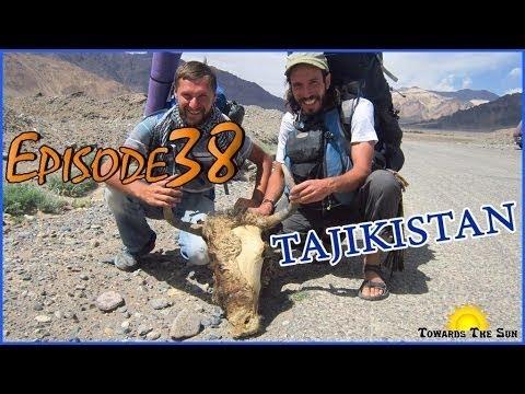 TAJIKISTAN. Hujand, Dushanbe, Pamir. Towards The Sun by Hitchhiking 38 (видео)