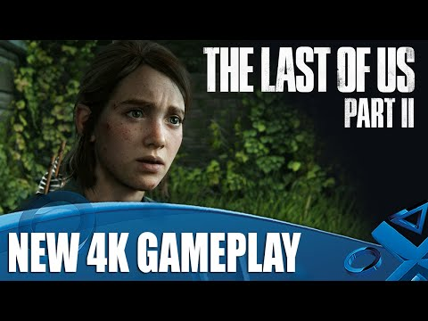 6 minutes de gameplay par PlayStation Access de The Last of Us Part II