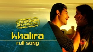 Nonton Khalifa  Full Video Song    Lekar Hum Deewana Dil   Armaan Jain   Deeksha Seth Film Subtitle Indonesia Streaming Movie Download