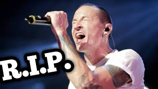 Chester Bennington, vocalista do Linkin Park, morre aos 41 anos Pagina Official Facebook: ...