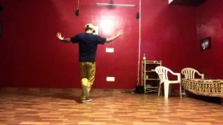 choreography on CULTURE SHOCK - BEAUTIFUL - ft. SUNNYBROWN  by sourabh soni