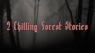 """2 Chilling Forest Stories""   NoSleep creepypasta   audiobook reading"
