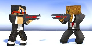 FIGHT TO THE DEATH (Minecraft Animation) by CaptainSparklez