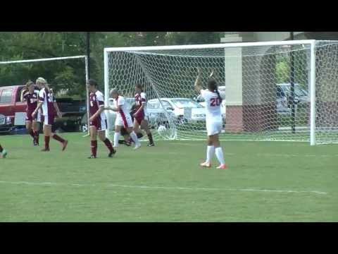 Blazers Soccer Highlights Sept. 6 and 8 2013