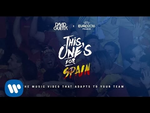 This One's for You Spain (UEFA EURO 2016 Official Song) [Feat. Zara Larsson]