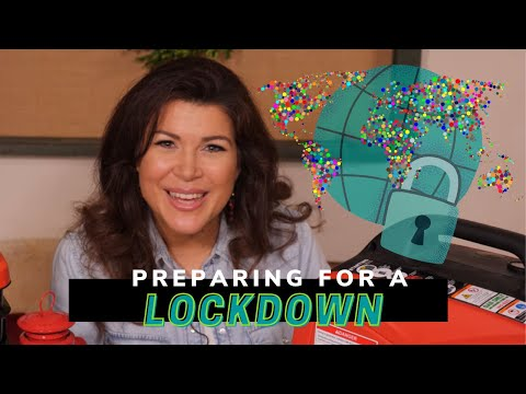 How to Prepare in the 24 Hours Before a 30-Day Lockdown