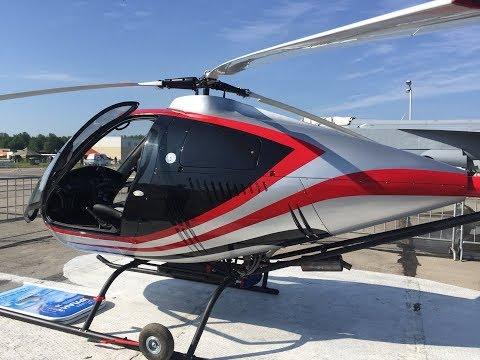 Вертолет Орлан 2. Первый полет