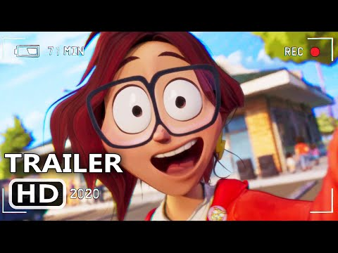 CONNECTED Official Trailer (2020) Animation Movie HD